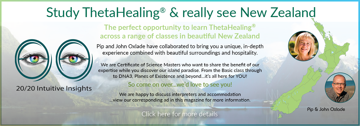 ThetaHealing 20/20 advert #1